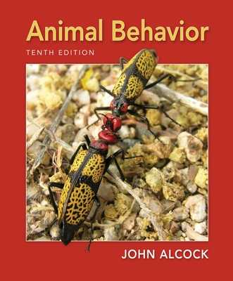 Animal Behavior: An Evolutionary Approach - Alcock, John