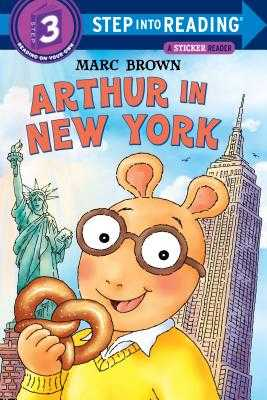 Arthur in New York - Brown, Marc