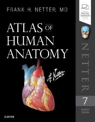 Atlas of Human Anatomy book by Frank H Netter | 17 available