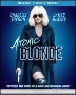 Atomic Blonde [Includes Digital Copy] [Blu-ray/DVD]