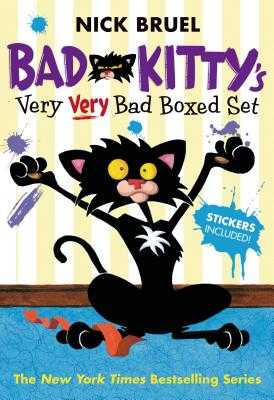 Bad Kitty's Very Very Bad Boxed Set - Bruel, Nick