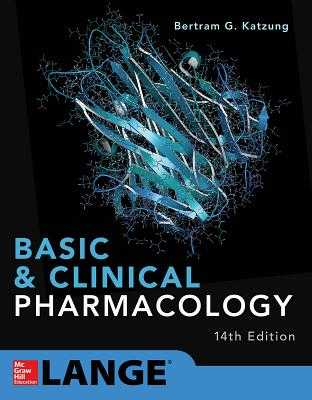 Basic and Clinical Pharmacology - Katzung, Bertram G