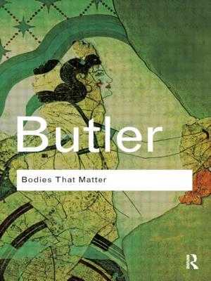"Bodies That Matter: On the Discursive Limits of ""Sex"" - Butler, Judith"