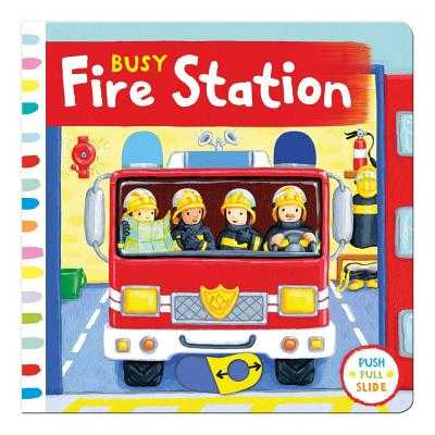 Busy Fire Station -