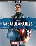 Captain America: The First Avenger [Includes Digital Copy] [Blu-ray] - Joe Johnston