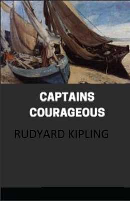 Captains Courageous Illustrated - Kipling, Rudyard