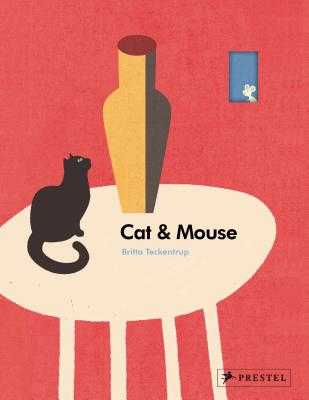 Cat and Mouse - Teckentrup, Britta