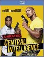 Central Intelligence [Unrated] [Blu-ray]