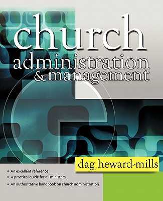 Church Administration and Management - Heward-Mills, Dag