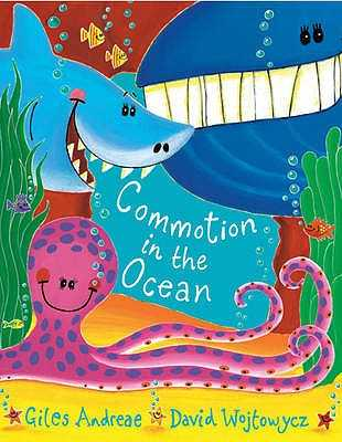 Commotion In The Ocean Board Book - Andreae, Giles