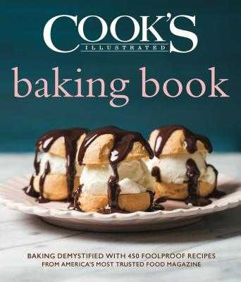 Cook's Illustrated Baking Book - America's Test Kitchen (Editor)