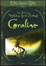 Coraline [Collector's Edition] [2 Discs] [Includes Digital Copy] - Henry Selick