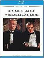 Crimes & Misdemeanors [Blu-ray] - Woody Allen