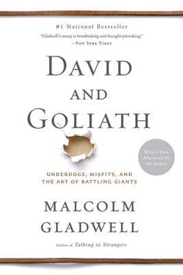 David & Goliath - Gladwell, Malcolm