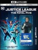 DCU Justice League vs. The Fatal Five
