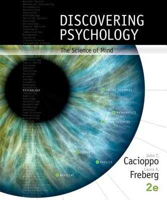 Discovering Psychology: The Science of Mind - Freberg, Laura, and Cacioppo, John