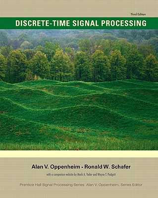 Discrete-Time Signal Processing - Oppenheim, Alan, and Schafer, Ronald