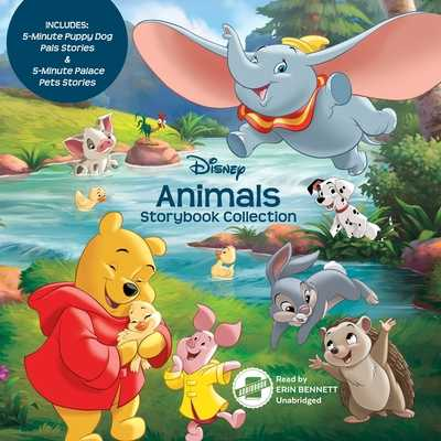 Disney Animals Storybook Collection - Disney Press, and Bennett, Erin (Read by)