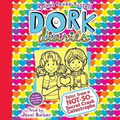 Dork Diaries 12 - Russell, Rachel Ren, and Barber, Jenni (Read by)