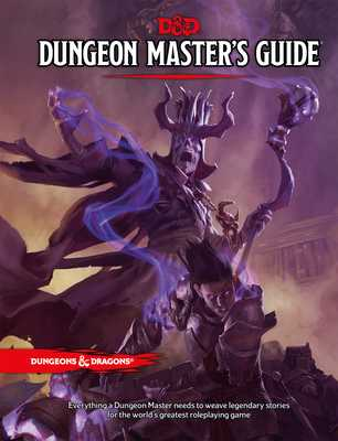 Dungeons & Dragons Dungeon Master's Guide (Core Rulebook, D&d Roleplaying Game) - Wizards RPG Team
