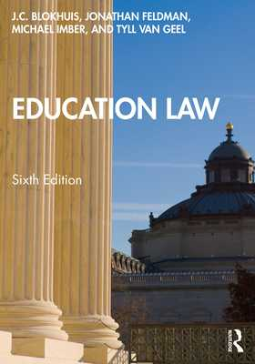 Education Law - Blokhuis, J C, and Feldman, Jonathan, and Imber, Michael