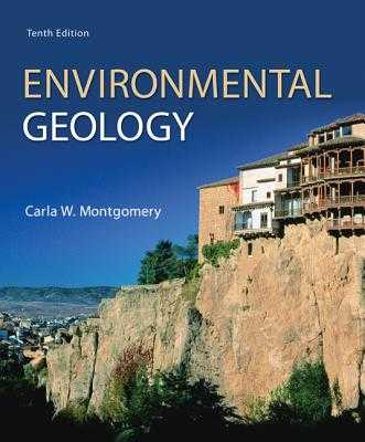 Environmental Geology - Montgomery, Carla