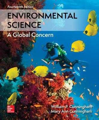 Environmental Science - Cunningham, William P, Prof., and Cunningham, Mary Ann, Professor