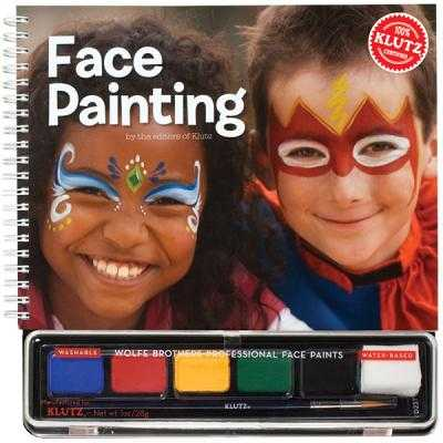 Face Painting - Klutz Press (Creator)