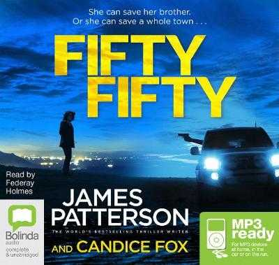 Fifty Fifty - Fox, Candice
