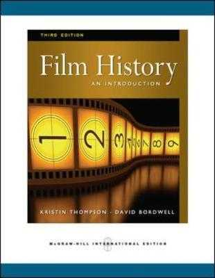 Film History: An Introduction (Int'l Ed) - Thompson, Kristin, and Bordwell, David