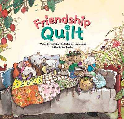 Friendship Quilt: Empathy - Kim, Cecil (Original Author), and Cowley, Joy (Editor)