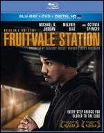 Fruitvale Station [2 Discs] [Includes Digital Copy] [Blu-ray/DVD] - Ryan Coogler