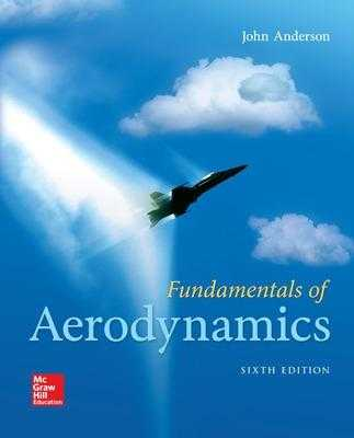 Fundamentals of Aerodynamics - Anderson, John D.