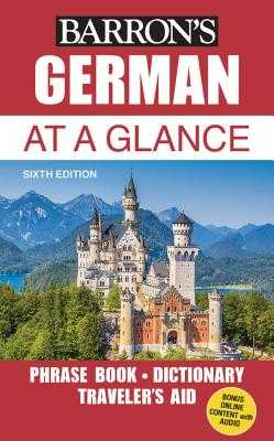 German at a Glance: Foreign Language Phrasebook & Dictionary - Strutz, Henry