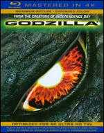 Godzilla [Includes Digital Copy] [Blu-ray] - Roland Emmerich