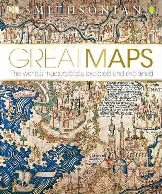 Great Maps: The World's Masterpieces Explored and Explained - Brotton, Jerry