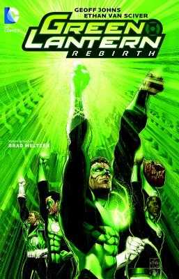 Green Lantern: Rebirth (New Edition) - Johns, Geoff