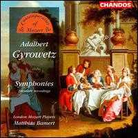 Gyrowetz: Symphonies - London Mozart Players; Matthias Bamert (conductor)
