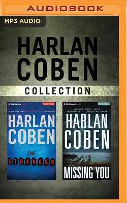 Harlan Coben - Collection: The Stranger & Missing You - Coben, Harlan, and Newbern, George (Read by), and LaVoy, January (Read by)