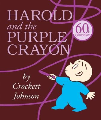 Harold and the Purple Crayon -
