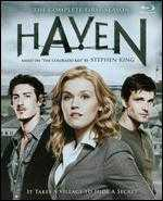 Haven: The Complete First Season [4 Discs] [Blu-ray] -