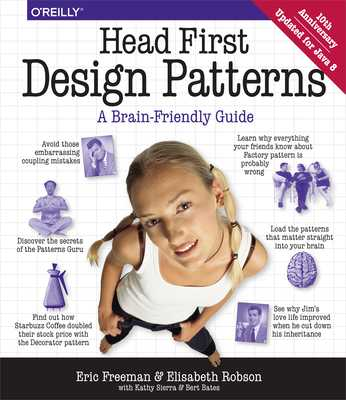 Head First Design Patterns - Freeman, Eric, and Robson, Elisabeth, and Bates, Bert