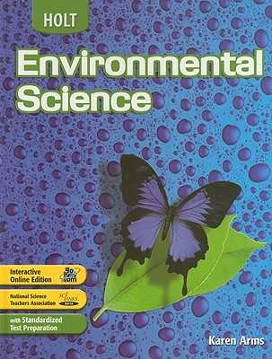 Holt Environmental Science: Student Edition 2006