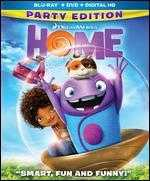 Home [Includes Digital Copy] [Blu-ray/DVD] [Party Edition]