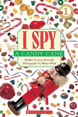 I Spy a Candy Cane: Scholastic Reader Level 1 - Marzollo, Jean