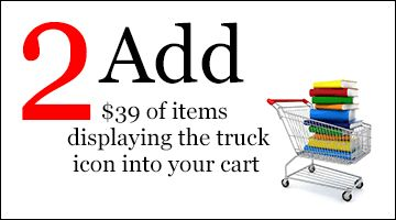 add 39 dollars of items displaying the truck into your cart