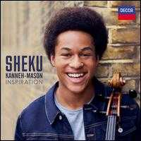 Inspiration - Alinka Rowe (viola); City of Birmingham Symphony Orchestra Cellos; Didier Osindero (violin); Elspeth Dutch (horn);...