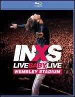 INXS: Live Baby Live - Live at Wembley Stadium [Blu-ray]