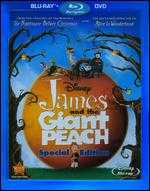 James and the Giant Peach [Special Edition] [2 Discs] [Blu-ray/DVD] - Henry Selick