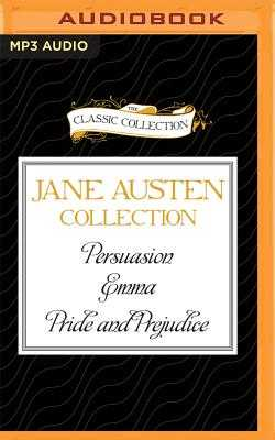 Jane Austen - Collection: Persuasion, Emma, Pride and Prejudice - Austen, Jane, and Page, Michael, Dr. (Read by), and Williams, Sharon (Read by)